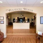 A friendly, professional staff is on hand to serve patient and family.